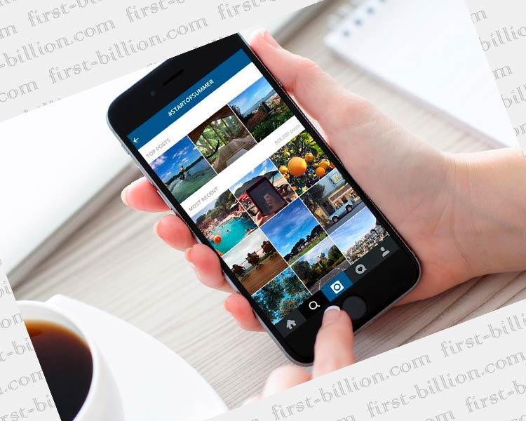 продвижение в инстаграм блоги